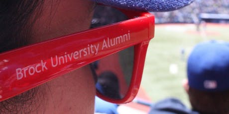 Brock Alumni invites you to a Toronto Blue Jays Game tickets