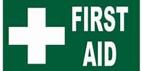 Parent First Aid Training tickets
