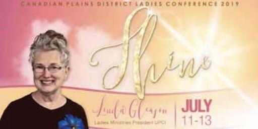 Canadian Plains District Ladies Conference 2019