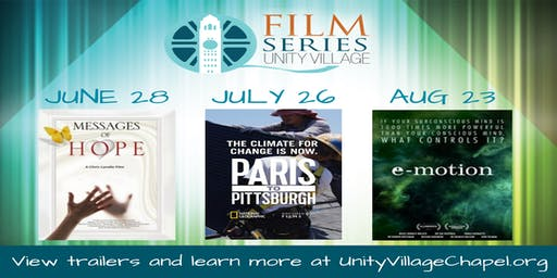2019 UVC Summer Film Series