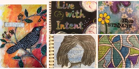 Express Not Repress: Beginning an Art Journal tickets