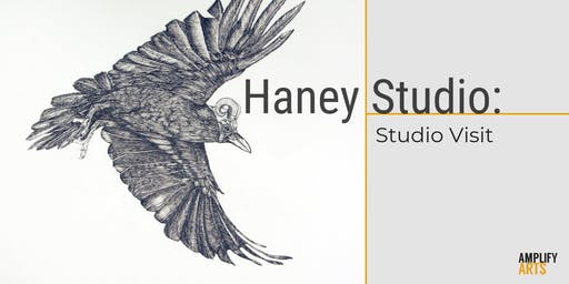 Haney Studio Visit: Patron Membership Kick Off