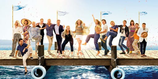 Mamma Mia 2 at Wembley Park's Summer on Screen