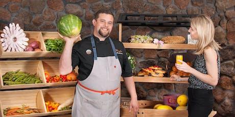 Chefs + Farmers Market Series  tickets