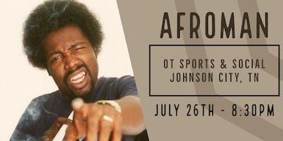 AFROMAN live at OT Sports & Social