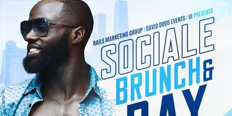 Sociale  Brunch & Day Party (Chicago Black Pride 2019) tickets