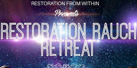 Restoration Weekends: Ruach(God's Breath) Retreat tickets
