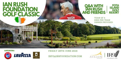 Ian Rush Foundation Golf Classic tickets