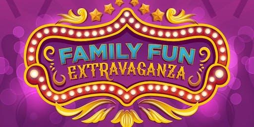 Family Fun Extravaganza at Main Event Entertainment!