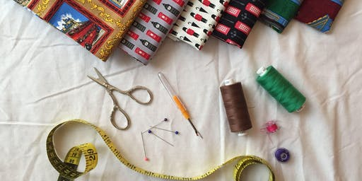 Sewing Taster Workshop - Morning