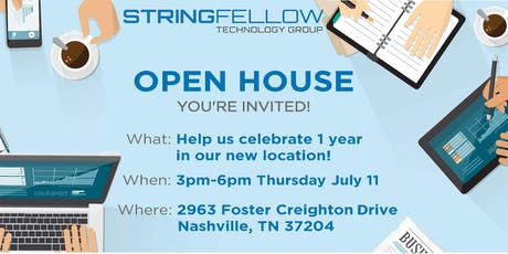 Open House at Stringfellow Technology Group tickets