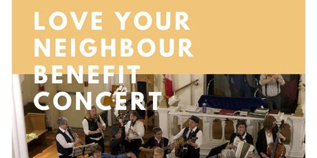 Love Your Neighbour Benefit Concert tickets