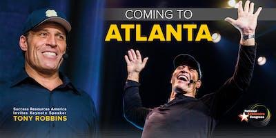 National Achievers Congress Atlanta 2 Day 2019 Tony Robbins & Daymond John