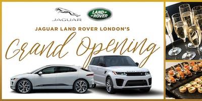 Jaguar Land Rover London Grand Opening