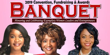 2019 Annual Convention and Awards Banquet tickets