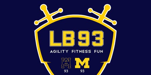 2019 LB93 Agility Fitness Fun Event (Formerly Play 60)