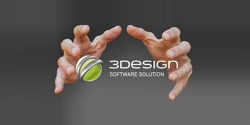 3Design CAD for Jewellery AFTERNOON Taster Workshop
