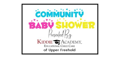Kiddie Academy Community Baby Shower tickets