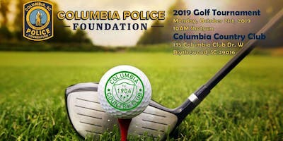 Columbia Police Foundation - 2019 Golf Tournament
