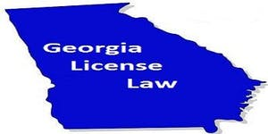 Georgia Real Estate License Law Best Practices...