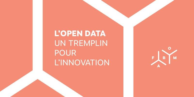 L'open data, un tremplin pour l'innovation
