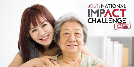 AGE-WELL National Impact Challenge: Startup Edition (Toronto) tickets