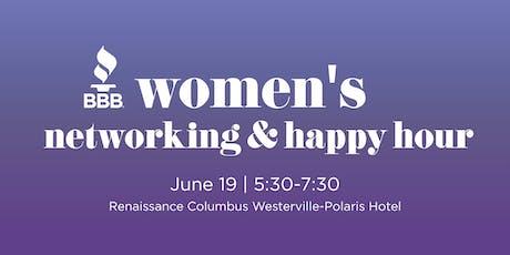 BBB Women's Networking & Happy Hour tickets