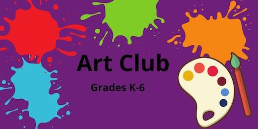Art Club (July)
