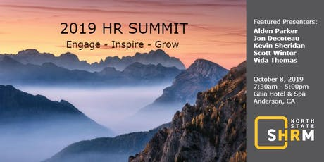 2019 HR Summit tickets