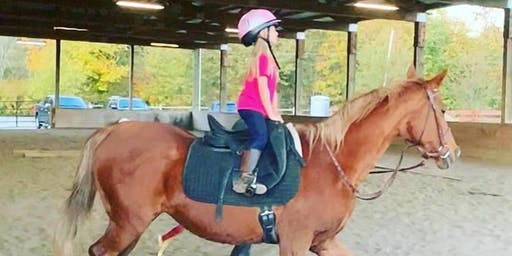 2 Day JULY Horse Summer Day Camp at Bonney Lake Feather Equestrian