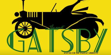 Picnic Theatre Company Presents: The Great Gatsby  tickets