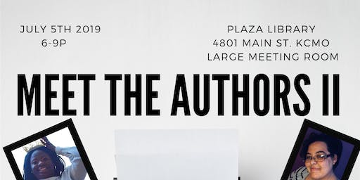 Meet the Authors II