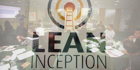 Workshop Lean Inception bilhetes