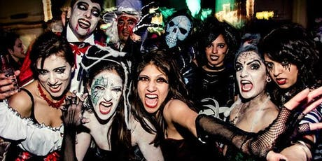 Don't Fear the DJ Halloween Party tickets