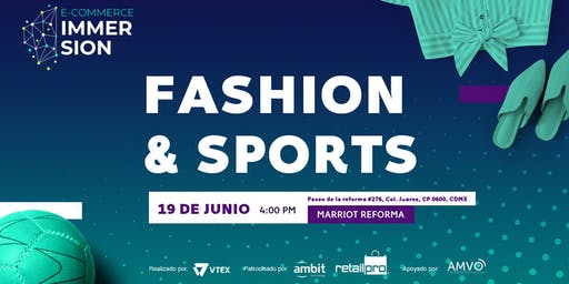e-Commerce Immersion - Fashion & Sports