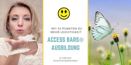Mit 32 Punkten leichter durchs Leben - Access Bars® Tageskurs  Tickets