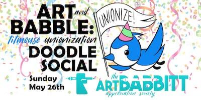Titmouse Unionization Doodle Social