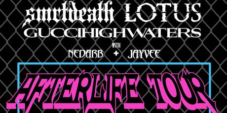 smrtdeath, LIL LOTUS and guccihighwaters tickets