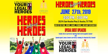 Heroes Helping Heroes tickets