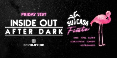 Su Casa Fiesta | Official Inside Out Afterparty