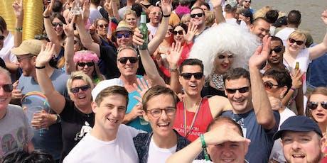 METRO Pride Boat 2019 - Bigger & Better! tickets