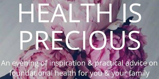 Health is Precious
