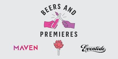 Beers & Premieres | Maven Design