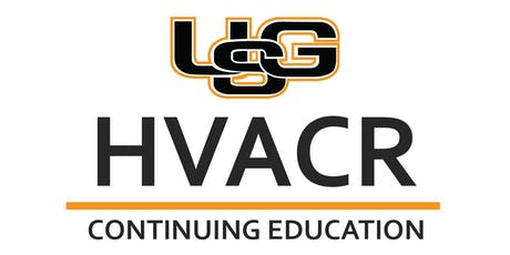NJ HVACR License Required Continuing Education -  Wharton tickets