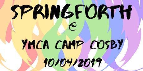 Camp Springforth Birmingham tickets