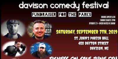 Davison Comedy Festival: A Fundraiser for the Parks
