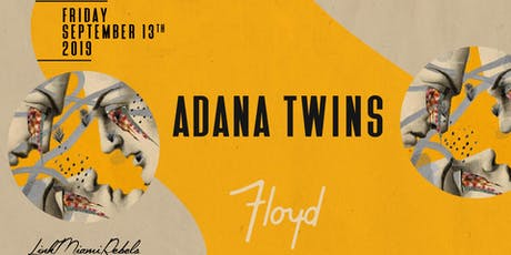 Adana Twins by Link Miami Rebels tickets