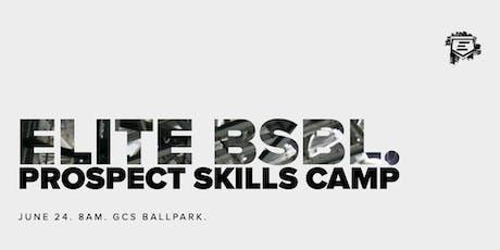 2019 Elite Baseball Prospect Skills Camp tickets