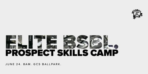 2019 Elite Baseball Prospect Skills Camp