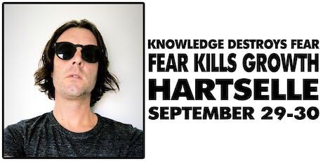 DJ Muldoon Knowledge Destroys Fear-Fear Kills Growth! 2 Day Hands-on Class tickets